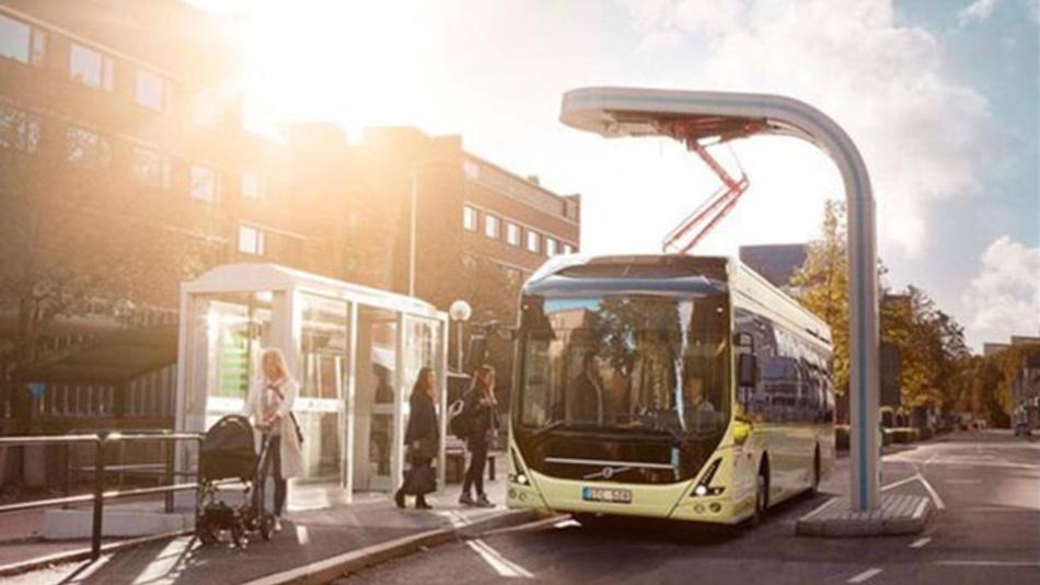 Um gealterten Batterien aus Elektrobussen in sekundären Speicheranwendungen zu nutzen, kooperiert Volvo Buses künftig mit Batteryloop, einer Tochter des Recycling-Unternehmens Stena.