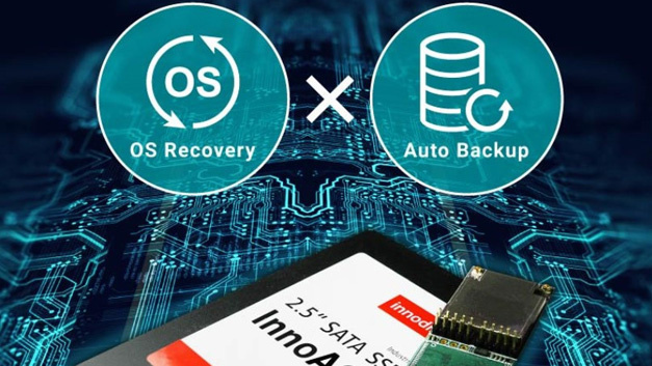 Innodisk und DFI kombinieren ihre iCAP- und die InnoAGE-Dualband-Management- und »RemoGuard«-Plattformen, um viele, weit verstreute vernetzte Geräte effektiv zu verwalten und zu überwachen.