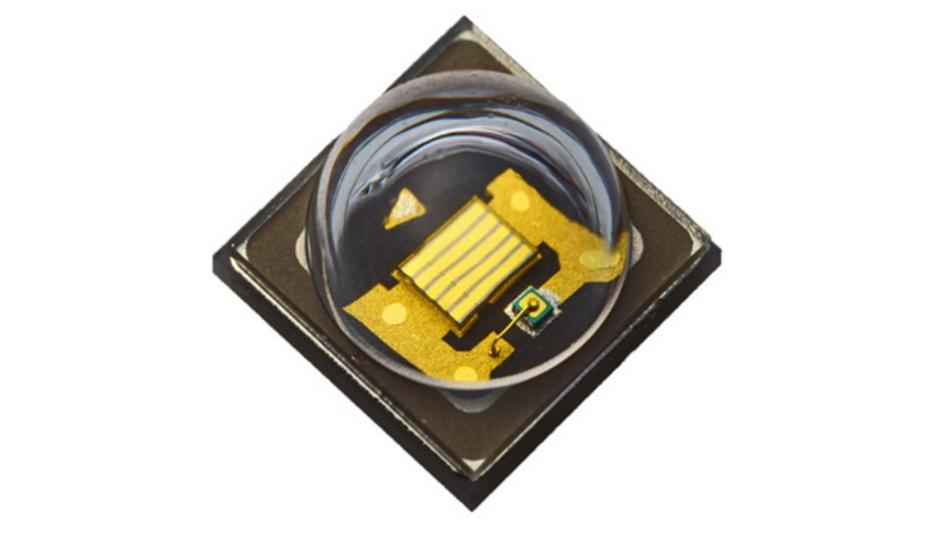 Die 265-nm-LEDs von Stanley Electric können Viren und andere Keime sehr effektiv unschädlich machen.
