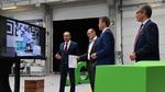 Die Initiative »5G Bavaria« des Fraunhofer-Institut für Integrierte Schaltungen IIS – gefördert vom Freistaat Bayern – bietet Unternehmen die Möglichkeit zur Evaluierung von neuen Funktionen im Kontext eines 5G-Gesamtsystems.