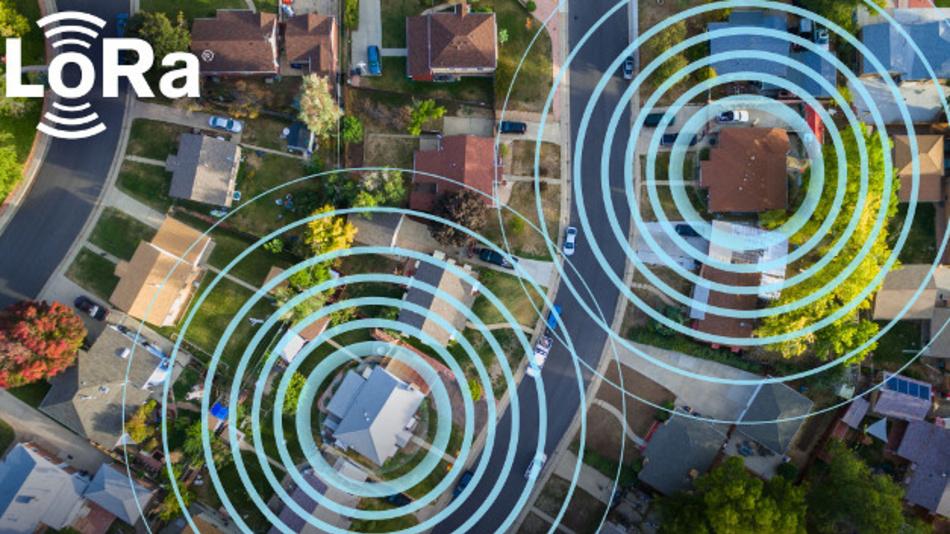 Amazons Funknetzwerk Sidewalk nutzt LoRa um eine hohe Reichweite zu erzielen.