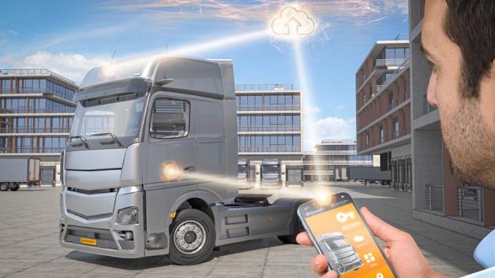 Mit Key as a Service lassen sich Fahrzeuge einfach mit dem Smartphone öffnen und auch starten.