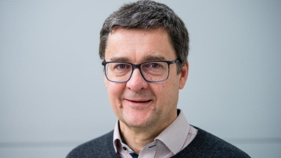 Prof. Andreas Schütze, Universität des Saarlandes: »Wir entwickeln unser Programm so weiter, dass es erkennt: 'So etwas hatten wir noch nicht', und dann den Menschen informiert.«