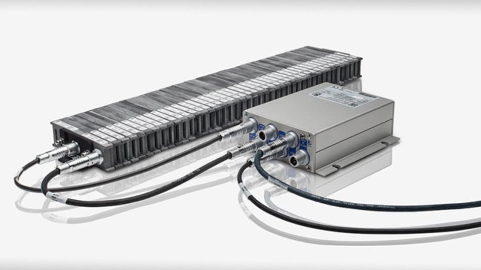 CVM-Systeme von Smart Testsolutions zeichnen sich unter anderem durch ihre Skalierbarkeit und die zeitsynchrone Überwachung aller Messkanäle aus.
