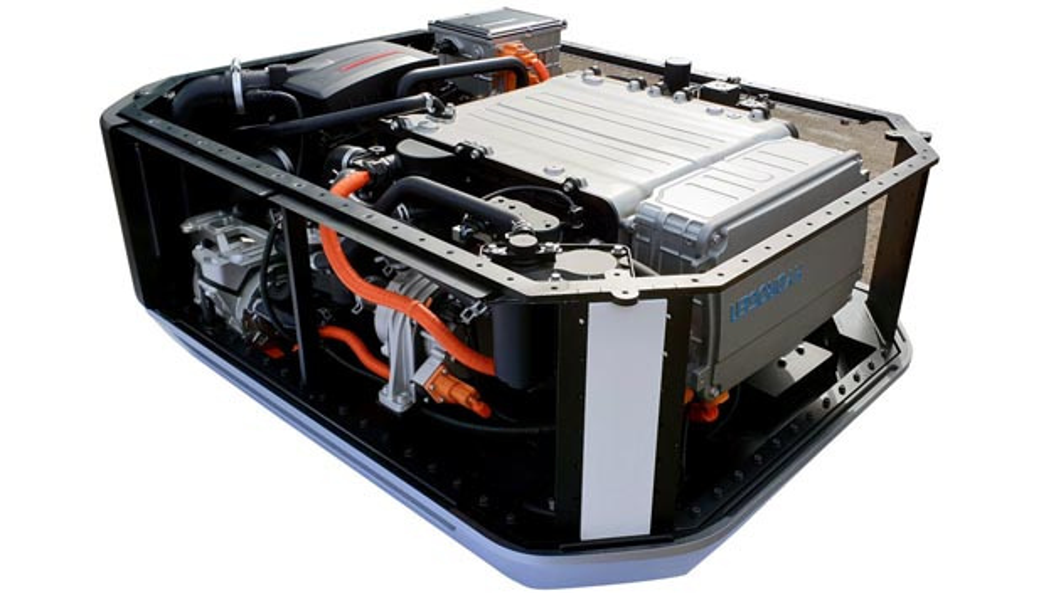 Hyundai plant bis bis 2030 700.000 Einheiten pro Jahr seines Brennstoffzellensystems zu produzieren.