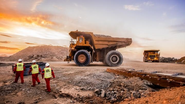 AT&S arbeitet an Verbindungskonzepten für den Aufbau von Rechner-Modulen, die künftig in vollautonomen Mining-Fahrzeugen zum Einsatz kommen sollen.