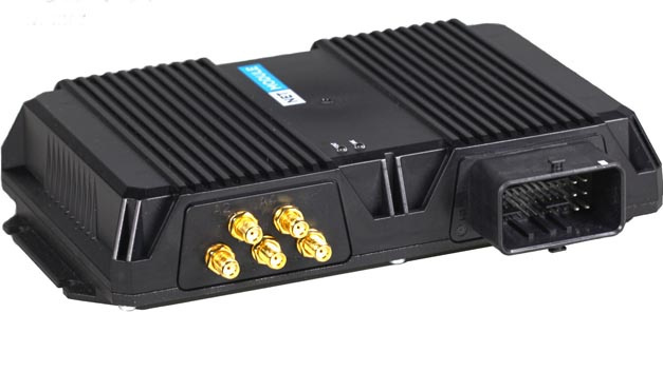 Automotive IoT Gateway NG800 von NetModule