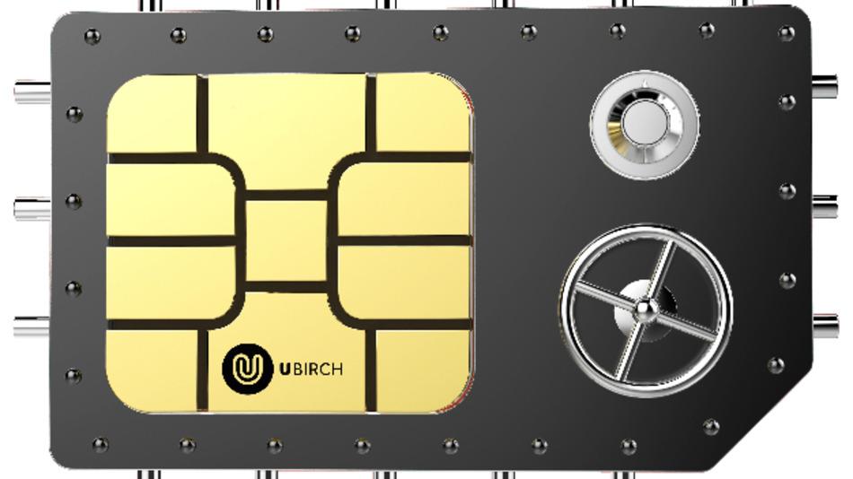 In Zusammenarbeit mit G+D Mobile Security hat Ubirch die Blockchain-on-a-SIM mit dazugehörendem Service entwickelt, der an Quelle der Datenerzeugung anknüpft und für durchgängige Sicherheit sorgt.