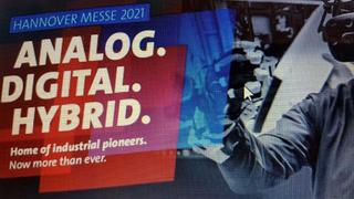 Analog, digital und hybrid – auf diese drei Arten soll die Hannover Messe 2021 stattfinden.