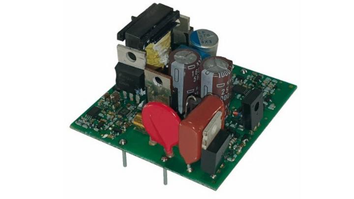 Der 10-W-DC/DC-Wandler HPC10-W/O von Autronic Steuer- und Regeltechnik.