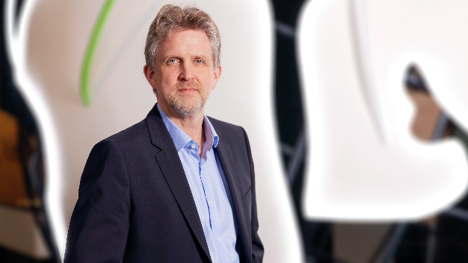 Geschäftsführer Frank Hubbert blickt positiv in die Zukunft.