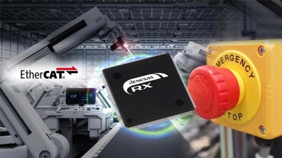 Für die RX-Controller mit v3-Cores liefert Renesas ein Application Software Kit für Funktionale Sicherheit.