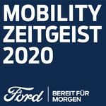 Mobility-Zeitgeist-Studie von Ford