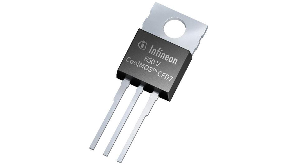 Neuer 650 V-Baustein für kleinere und effizientere Schaltnetzteile.
