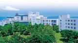 Firmenzentrale von Rohm Semiconductor im japanischen Kyoto.