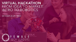 Virtueller Robotik-Hackathon – Frauenpower ist gefragt