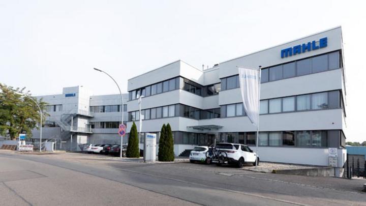 In Kornwestheim bei Stuttgart baut Mahle ein neues globales Entwicklungszentrum für Mechatronik auf.