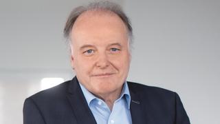 Für drei Jahre zum ZVEI-Präsidenten gewählt: Dr. Gunther Kegel