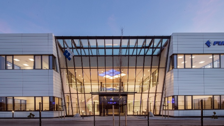 Fuji Europe Corporation in Kelsterbach.