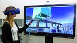 Per VR-Brille durch die digitale Fabrik