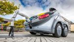 Autonomes Roboterfahrzeug als radikal neues Mobilitätskonzept