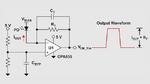 Beschaltung des Transimpedanzverstärkers (TIA) mit Vorspannung an der Anode der Photodiode
