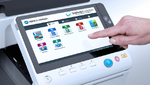 Print-Service aus der Cloud für Verwaltung von Druckjobs