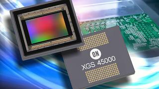 Die XGS-Bildsensoren wurden um vier Modelle erweitert mit Auflösungen von 5 MP bis 45 MP.