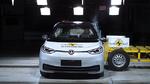 Volkswagen ID.3 im Euro-NCAP-Test