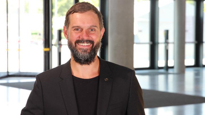 Florian Niethammer, Messe Stuttgart: »Genauso, wie sich die Bildverarbeitungsbranche dynamisch weiterentwickelt, tut das auch die Vision.«