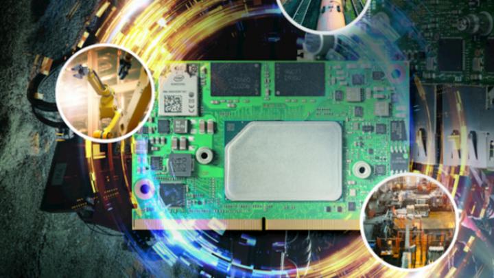 Computer-Module mit Intel-Prozessoren