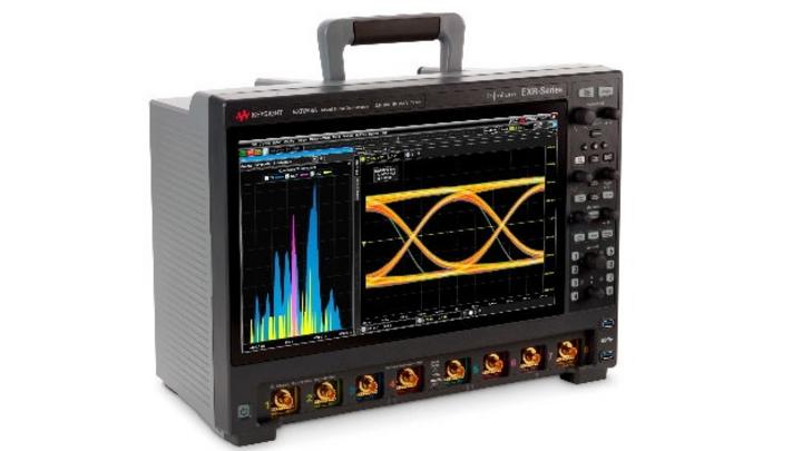 Die neuen Scopes der Infiniium-EXR-Serie von Keysight ermöglichen es, mit Signalen höherer Bandbreite über mehr analoge und digitale Kanäle simultan zu arbeiten.