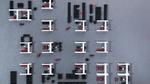 Modelldarstellung einer modularen Fertigung.