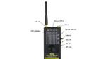 Breitbandempfänger bis 8 GHz