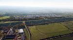 Der neue Produktionsstandort von SVolt im saarländischen Überherrn.