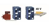 Bihl+Wiedemann hat das ASi-Produktportfolio um ASi-5 Motormodule erweitert – zum einen für die direkte Ansteuerung von Rollenantrieben mit 24V(DC) und 48V(DC) über ASi, zum anderen für die dezentrale Ansteuerung von Drehstromantrieben mit und ohne