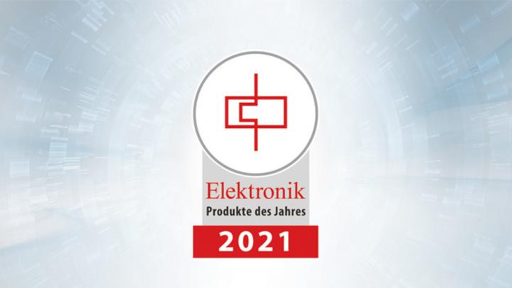 Produkte des Jahres 2021 – Elektromechanik und Passive Bauelemente