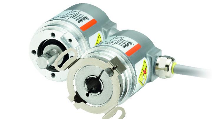 Mit IO-Link 1.1 gemäß IEC 61131-9 sind die Drehgeber der Serie »Sendix M36« von Kübler jetzt erhältlich.
