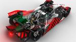 Audi präsentiert e-tron FE07 für die erste Formel-E-WM