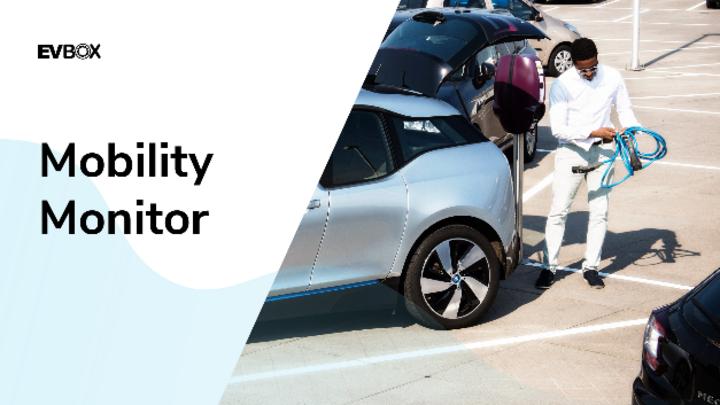Der EVBox Mobility Monitor ist der jährliche Marktforschungsbericht des niederländischen Ladespezialisten EVBox.