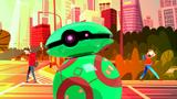 Sicherheitsroboter, Überwachung