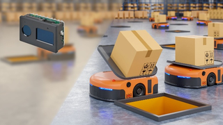3D-ToF-Sensormodul B5L von Omron