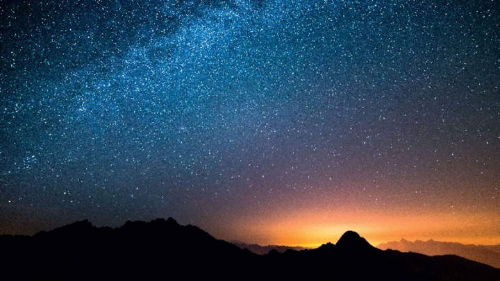 Der Nachthimmel ist extrem kostbar und muss so gut wie möglich geschützt werden