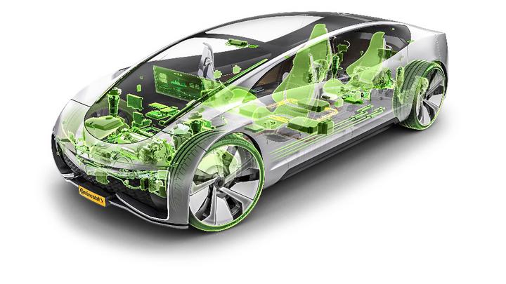 Ab 2022 will Continental das weltweite Geschäft für emissionsfreie Autos, Busse, Züge und andere Fahrzeuge klimaneutral stellen.