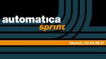 »automatica sprint« als neues Messeformat