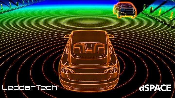 dSpace und LeddarTech treiben zusammen die Entwicklung von LIDAR-Technologien für Fahrerassistenzsysteme und autonomes Fahren voran.