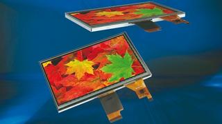 TFT-Display mit OLED-Blickwinkel