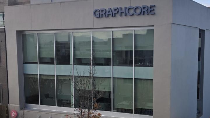 GraphCore HQ in Bristol / UK.