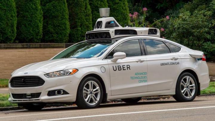 Lange hat Uber an am automatiserten Fahren geforscht. Jetzt gibt das Unternehmen die kostspielige Eigenentwicklung auf.