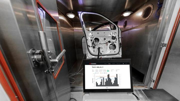 Der digitale Assistent Sounce von Porsche Digtial verbessert künftig das Erkennen von Störgeräuschen.